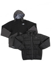 Boys - Boundary 3-in-1 TriClimate Jacket (8-20)