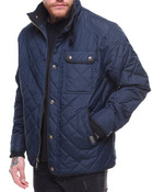 Marco Quilted Jacket