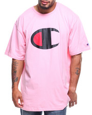 Big & Tall - S/S Retro Big C Center Tee (B&T)