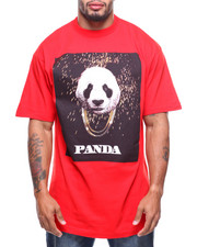 Big & Tall - S/S Panda Tee (B&T)
