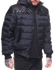 Buyers Picks - Mo.jo Hooded Quilted Yoke Jacket