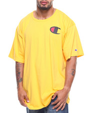 Big & Tall - S/S Retro C Left Chest Tee (B&T)
