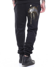 Jeans & Pants - Foil Monster Mouth Sweatpant
