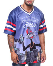 Buyers Picks - S/S Stackin V-neck Jersey