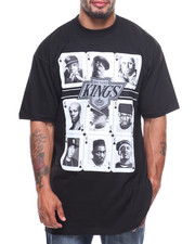 Big & Tall - S/S New York Kings Tee (B&T)