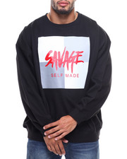 Big & Tall - L/S Savage Sweatshirt (B&T)
