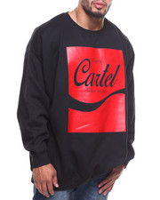 Big & Tall - L/S Cartel Sweatshirt (B&T)