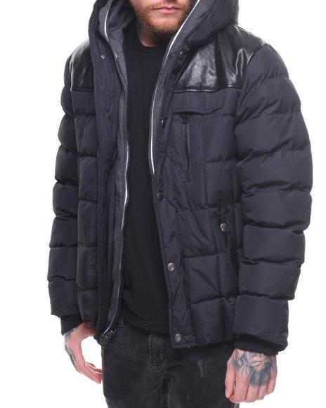 Buyers Picks - Motts Hooded Solid Yoke Jacket Ribbed Inside