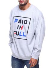 Sweatshirts & Sweaters - L/S Paid In Full Sweatshirt (B&T)