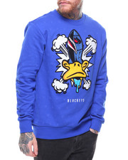 Men - Mr. Duck Crewneck Sweatshirt