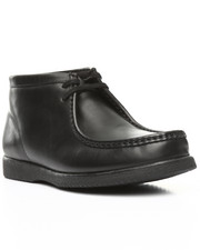 Hush Puppies - Leather Bridgeport Shoes