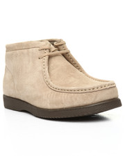 Hush Puppies - Classic Suede Bridgeport Shoes-2149227