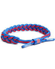 NBA, MLB, NFL Gear - Detroit Pistons NBA Lab Classic Team Bracelet