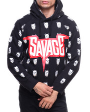 Buyers Picks - All Over Print Savage Hoodie