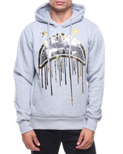 Buyers Picks - Foil Monster Mouth Hoodie