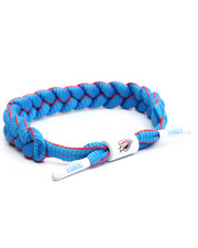 NBA, MLB, NFL Gear - Oklahoma Thunder NBA Lab Classic Team Bracelet