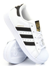 Pre-School (4 yrs+) - SUPERSTAR C SNEAKERS (11-3)-2149960