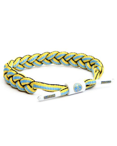 Rastaclat - Rastaclat Denver Nuggets Classic NBA Bracelet