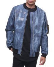 The Classic Bomber Jacket - Bomber Jacket