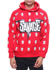 Men - All Over Print Savage Hoodie