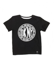 T-Shirts - DKNY Token Tee (2T-4T)