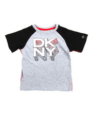 DKNY Jeans - Dimensional Tee (2T-4T)