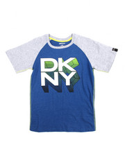 DKNY Jeans - Dimensional Tee (8-20)