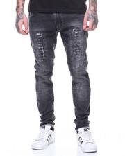Men - Innocence Skinny Biker Jeans