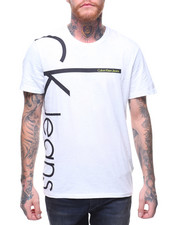 Calvin Klein - CK JEANS VERTICAL LOGO S/S TEE