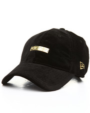 New Era - 9Twenty Custom Velvet Small New York Badge Dad Hat