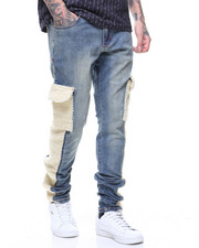 Jeans & Pants - LAMPREY SHERPA DENIM