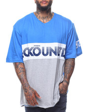 Ecko - Rewed Up S/S V-Neck Tee (B&T)-2150755