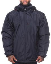 Outerwear - Presidential Hooded Jacket (B&T)