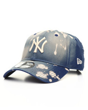 Hats - 9Twenty Bleached Out New York Yankees Strapback