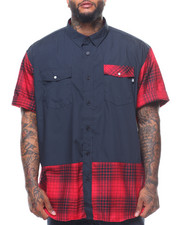 Ecko - Edged Out S/S Woven (B&T)