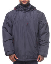 Men - Presidential Hooded Jacket (B&T)