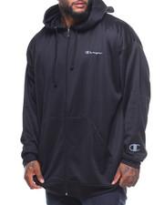 Champion - L/S Full Zip Fleece Hoodie (B&T)