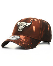 New Era - 9Twenty Bleached Out Chicago Bulls Strapback