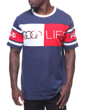 T-Shirts - GOODLIFE COLORBLOCK S/S TEE