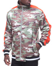 Hudson NYC - LUX CAMO TRACK JACKET