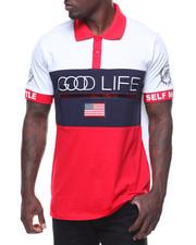 Shirts - GOOD LIFE AMERICANA POLO