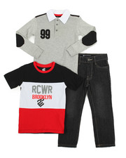 Sets - Rocawear Brooklyn 3 Piece Set (4-7)