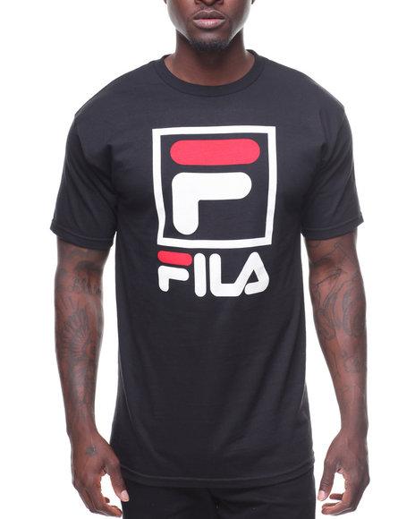 Fila - STACKED S/S TEE