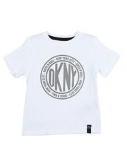 DKNY Jeans - DKNY Token Tee (2T-4T)