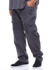 Jeans & Pants - Cargo Moto Stretch Pants (B&T)