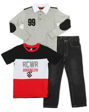 Sets - Rocawear Brooklyn 3 Piece Set (8-20)