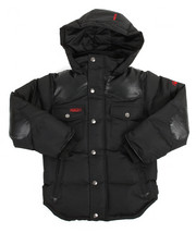 Outerwear - Timber Top Jacket (8-20)