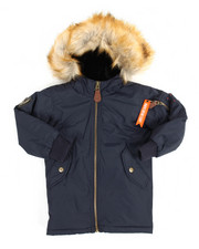 Outerwear - MA-1 Heavy Parka (4-7)