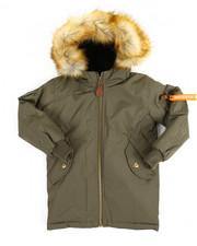 Heavy Coats - MA-1 Heavy Parka (8-20)-2151277