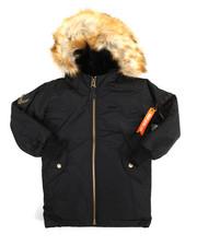 Heavy Coats - MA-1 Heavy Parka (8-20)-2151301